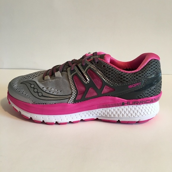 57717ab7f789 Womens Saucony Hurricane ISO 3 Running Shoes
